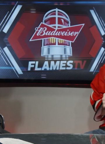 Zach Currier Joins Flames TV