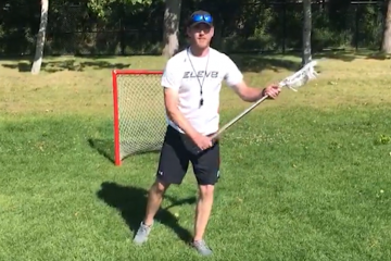 Lax Lessons: Scooping and Cradling with Dan Taylor
